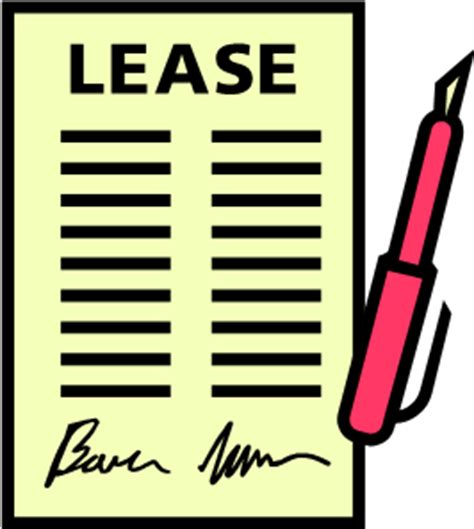APPLICATION TO RENT - Rental Lease Agreements